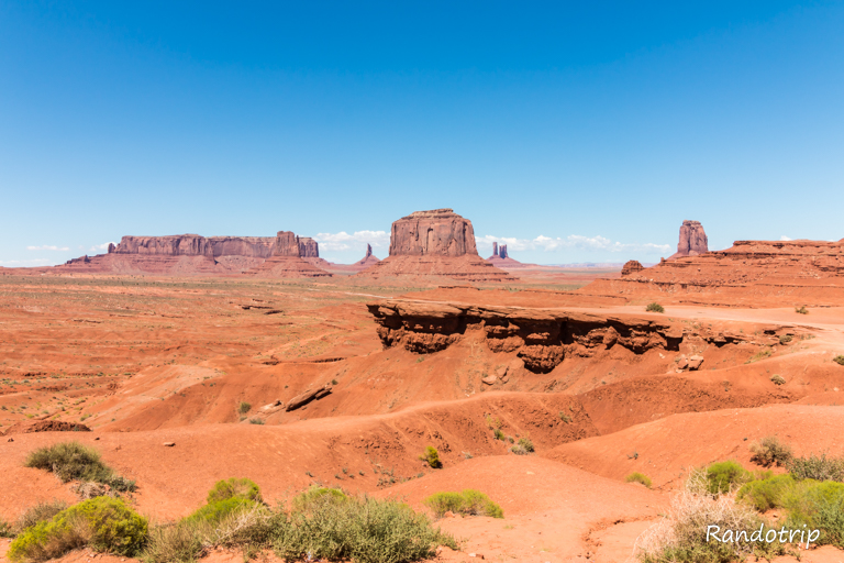 John Ford's Point à Monument Valley
