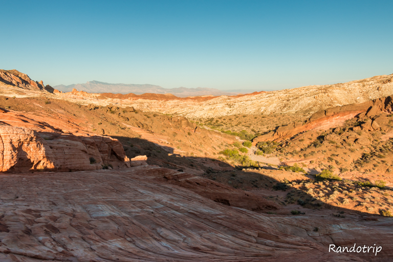 Valley Of Fire dans le Nevada