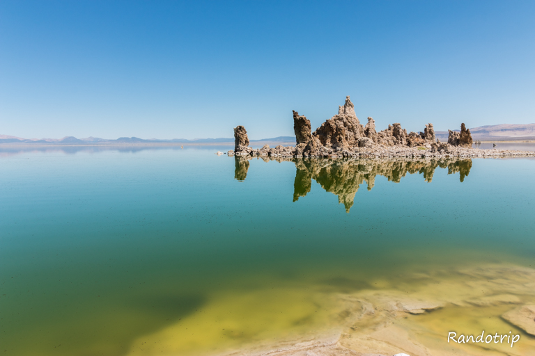 Mono Lake en Californie