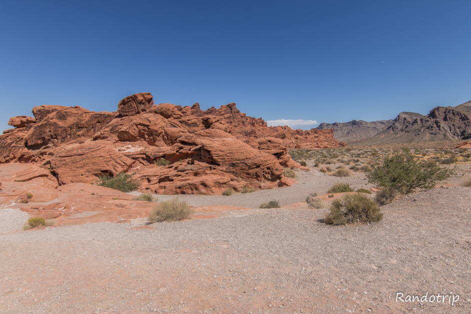 Valley of Fire State Park dans le Nevada