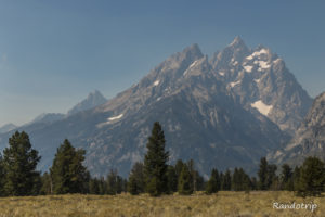 Le Majestueux Grand Teton National Park