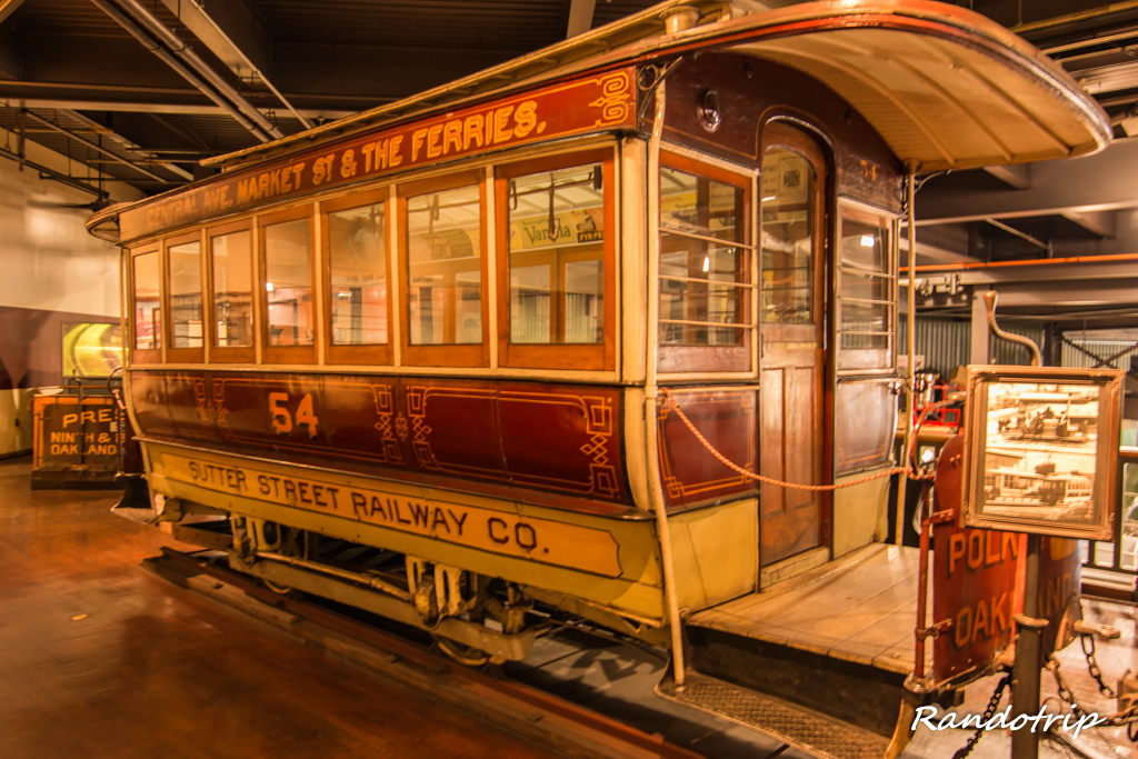 Le Cable Car Museum à San Francisco