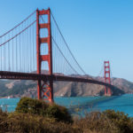 Le Golden Gate Bridge de San Francisco en Californie
